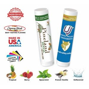 Legacy SPF15 Flavored Lip Balm (5 Flavors!)
